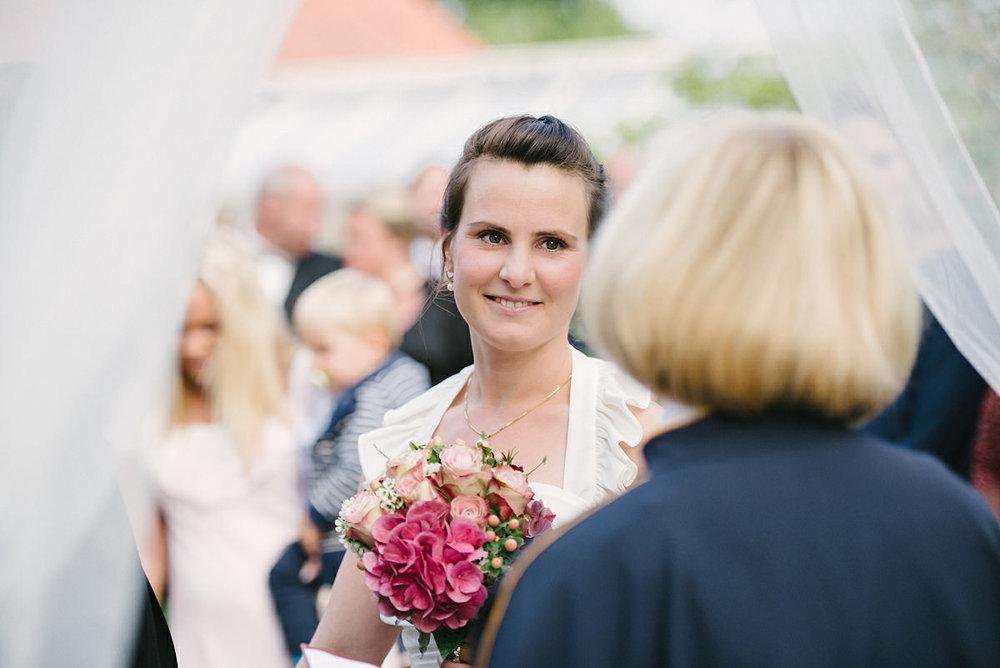 September bröllop