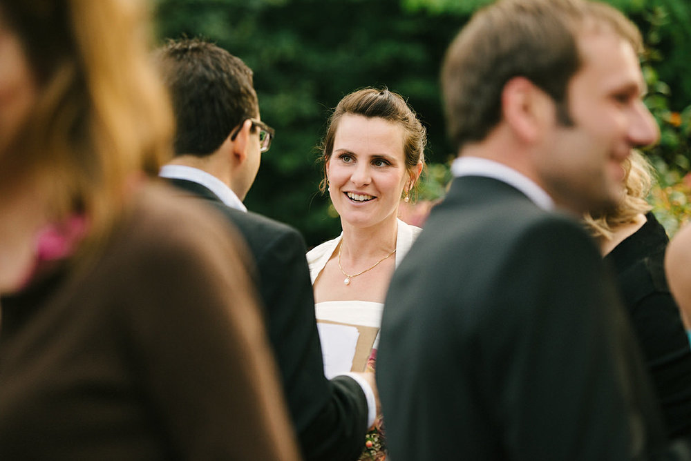 Höstbröllop i september