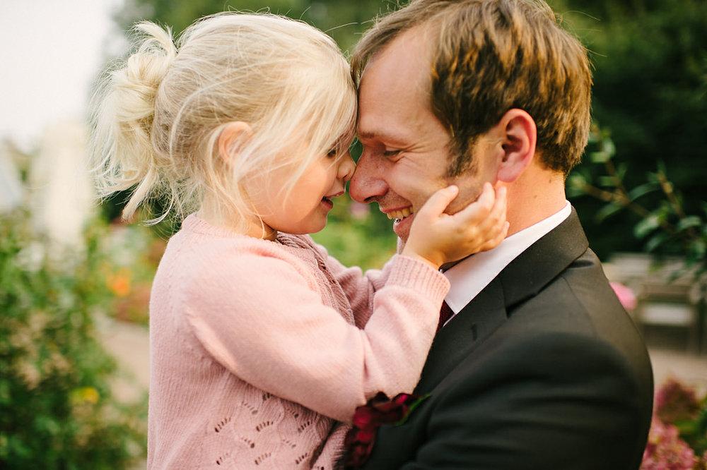 Sensommar bröllop i Helsingborg
