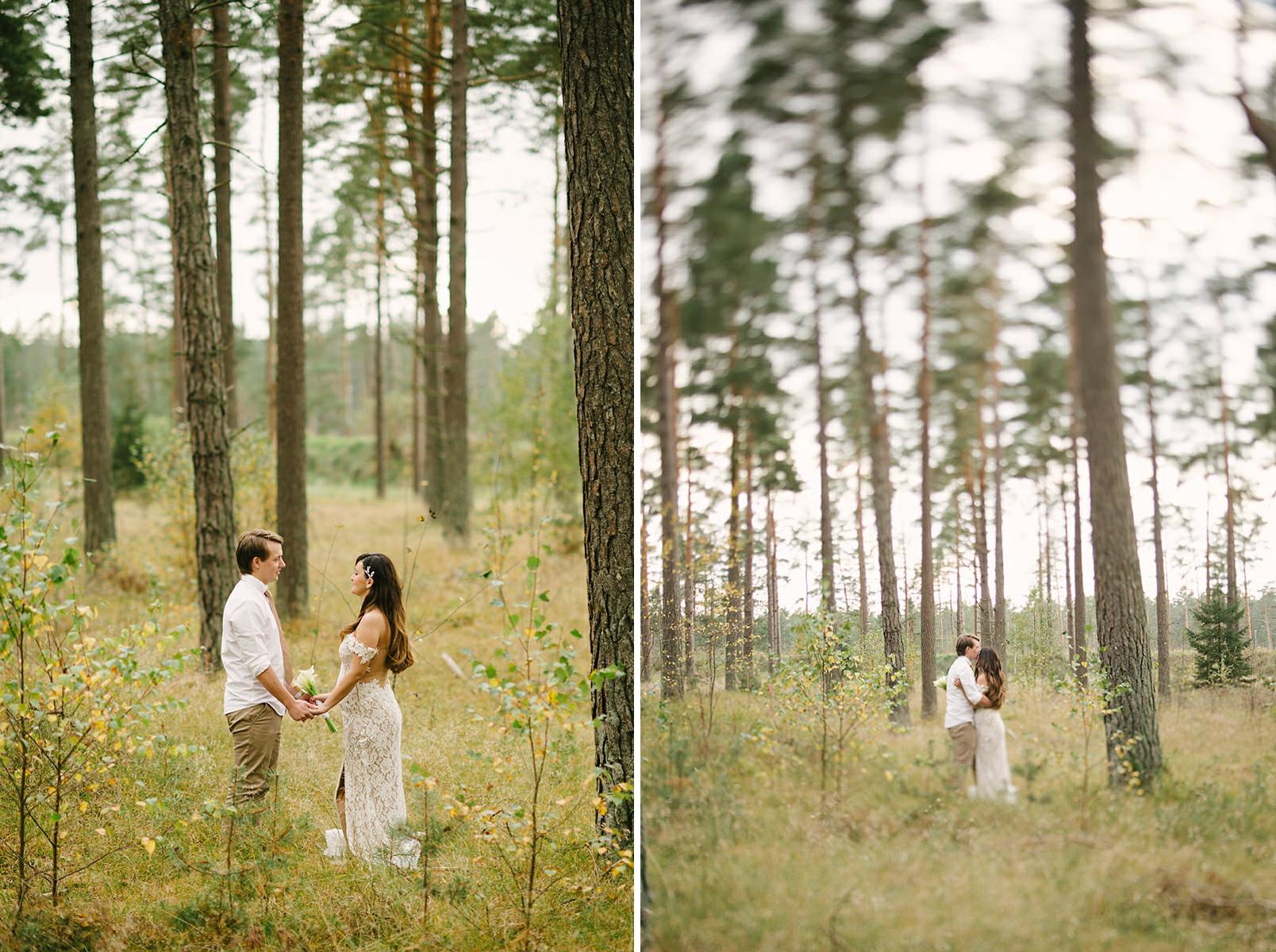 Bröllopsfotograf Åhus
