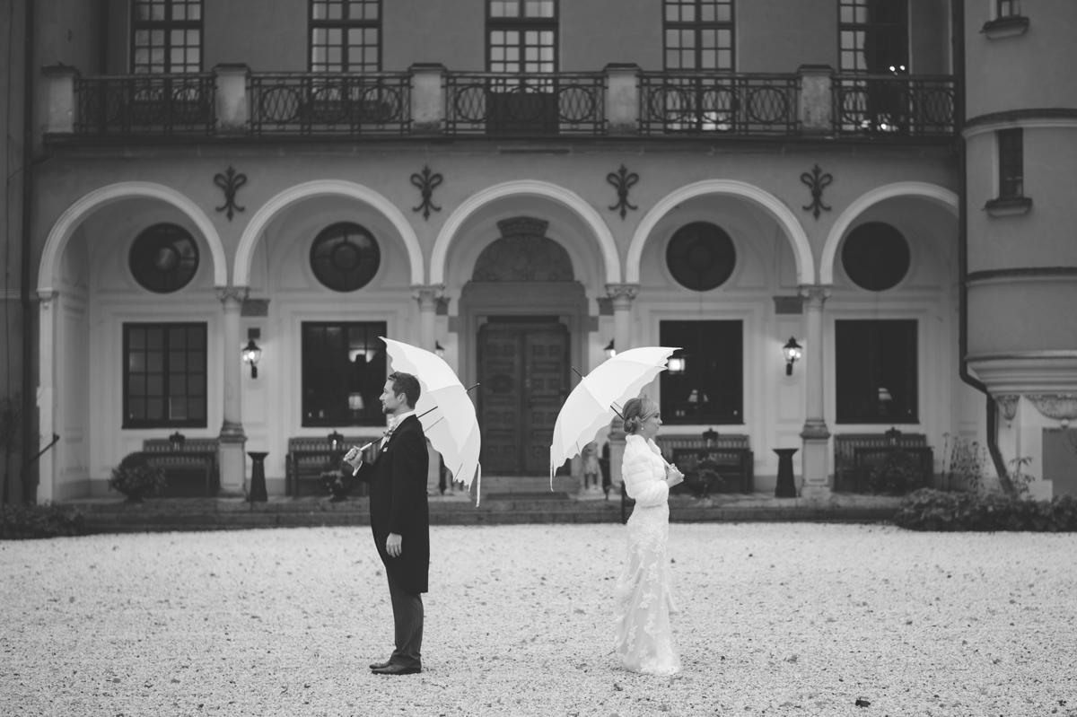 Lejondals slott höstbröllop