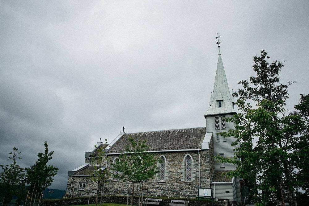 Church in Trondheim