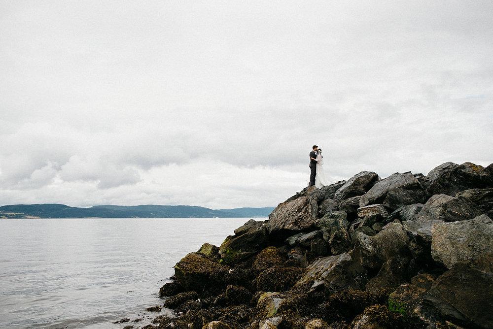Norway destination wedding