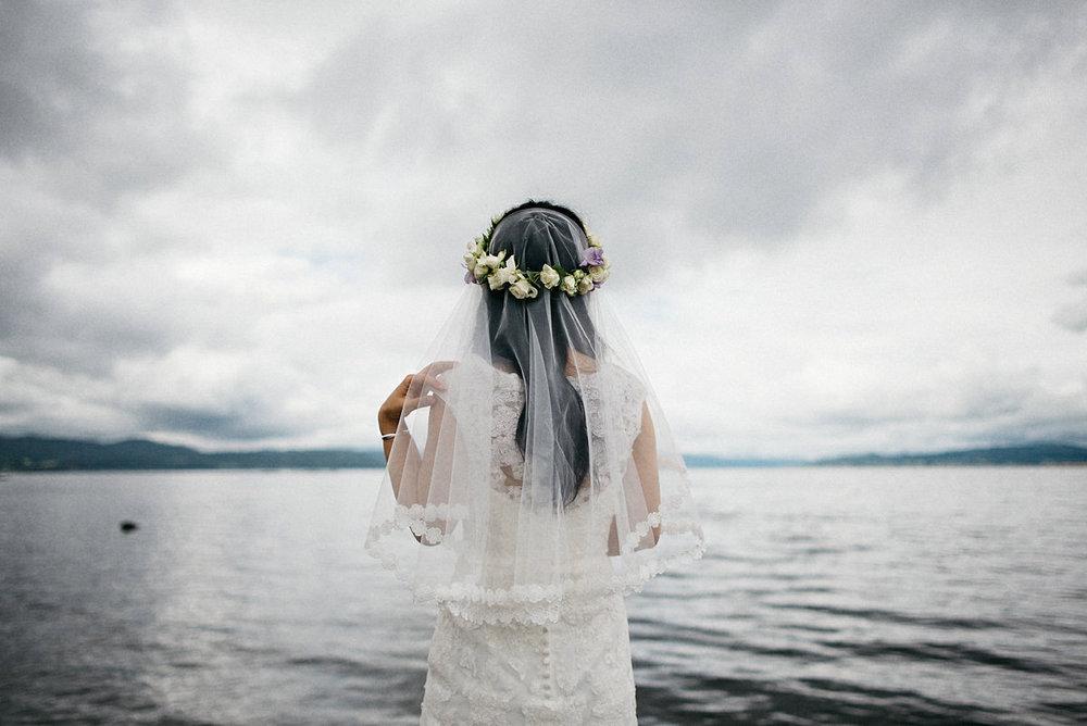 Trondheim wedding photography