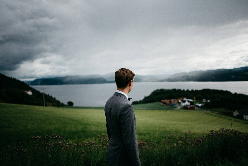 Trondheim wedding