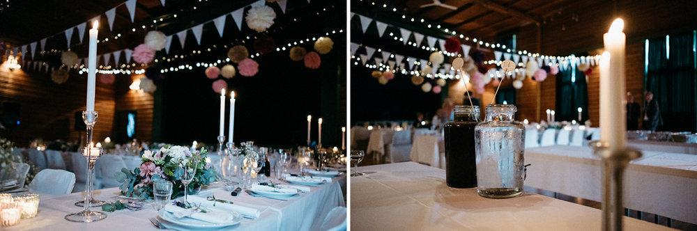 Spongdal wedding venue