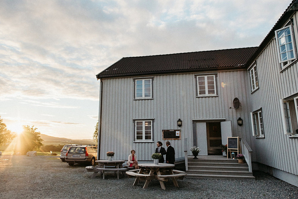Wedding venue Trondheim