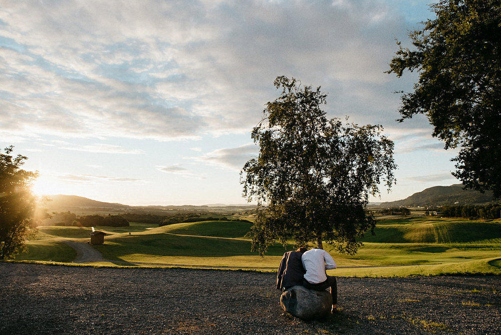 Wedding location Norway