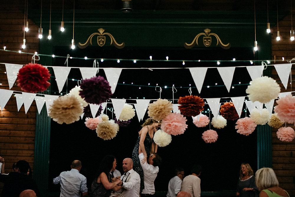 Wedding party Trondheim