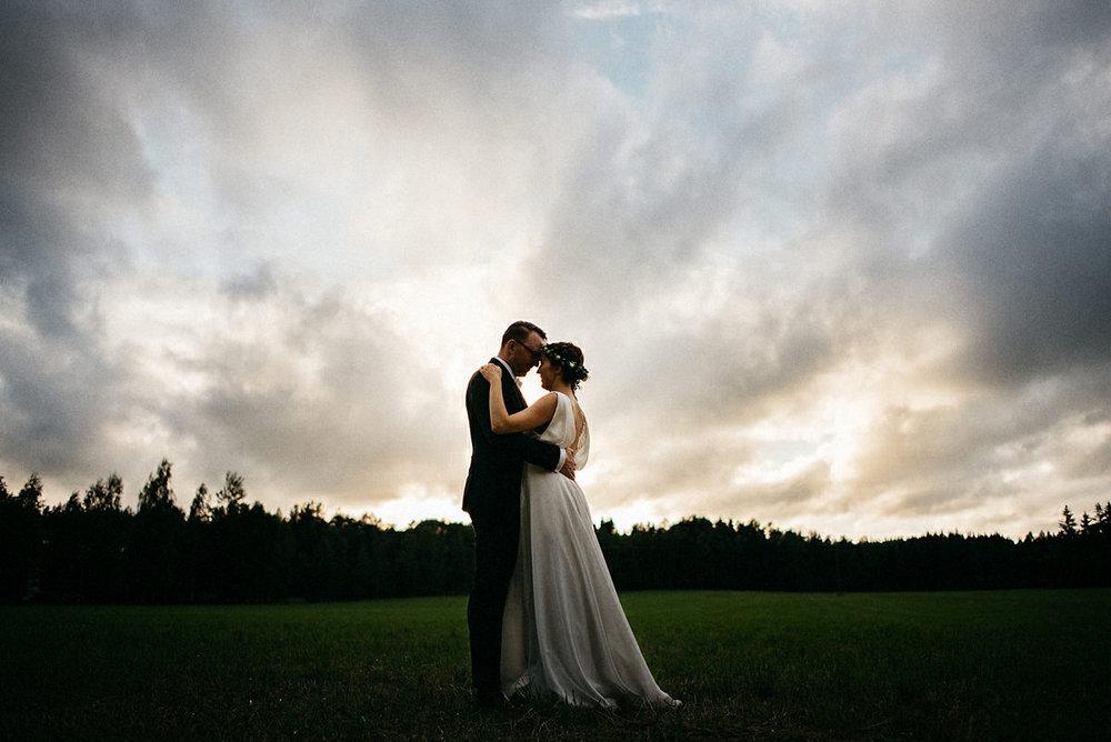 Kankaisten wedding