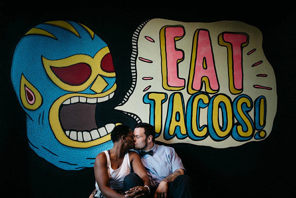 Taco wedding ideas