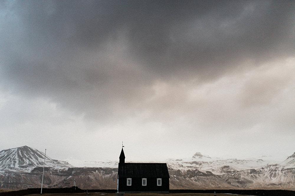 Black Church,Snæfellsnes