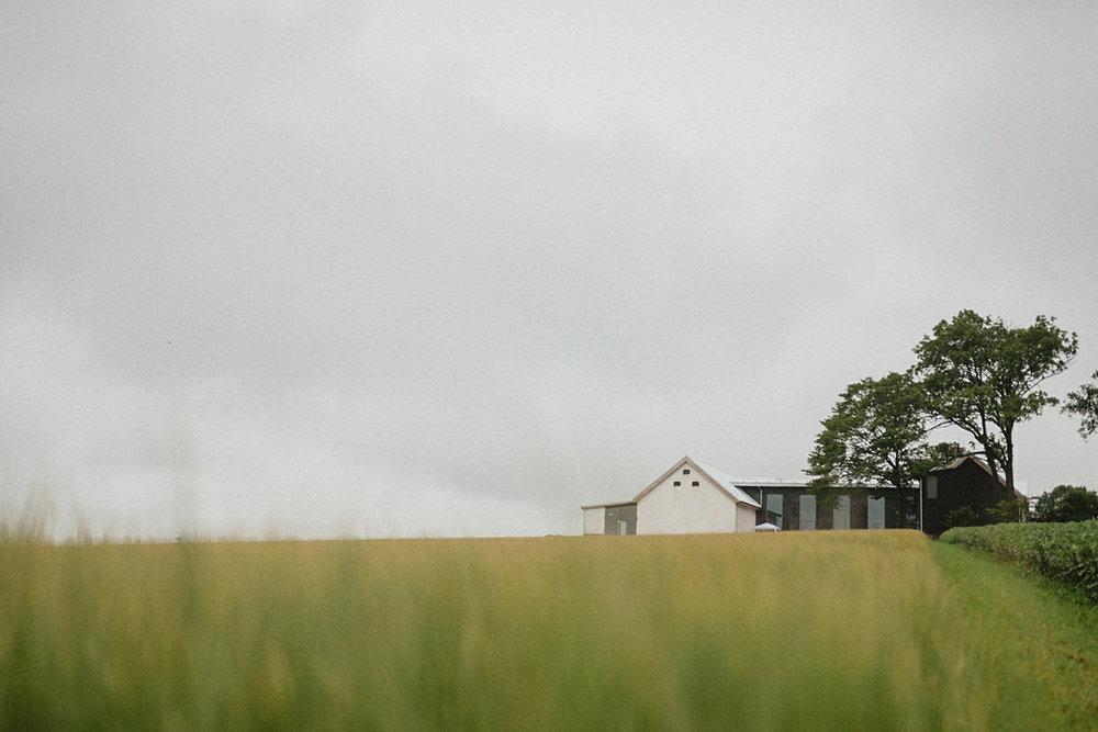 Rustic design wedding venue Osterlen, Sweden