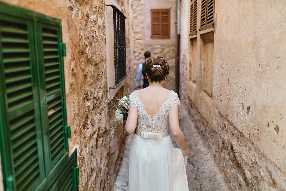 Mallorca wedding photography