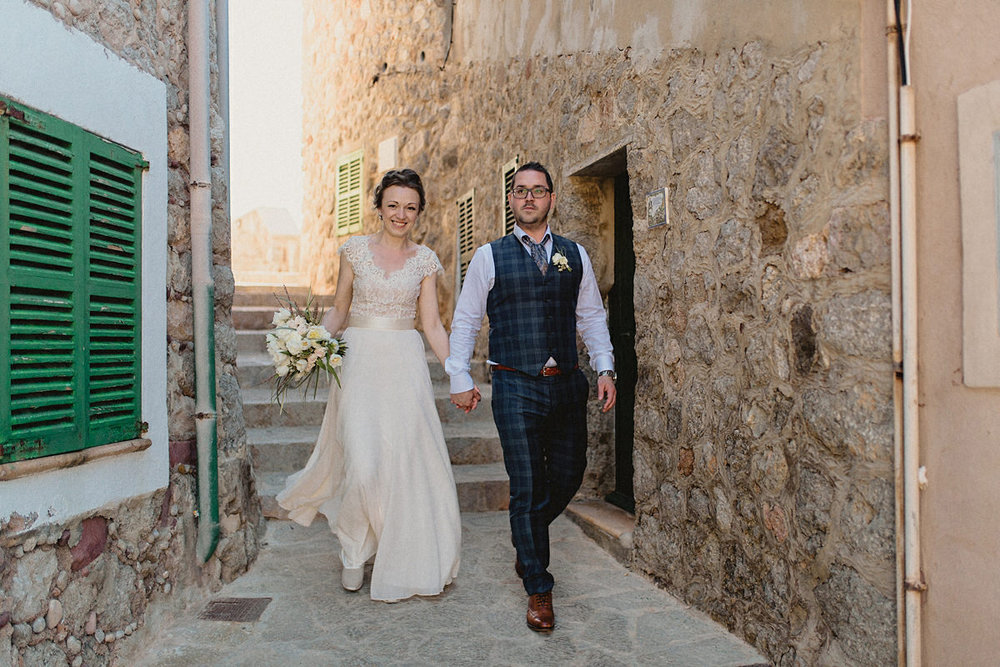Valldemossa wedding photography