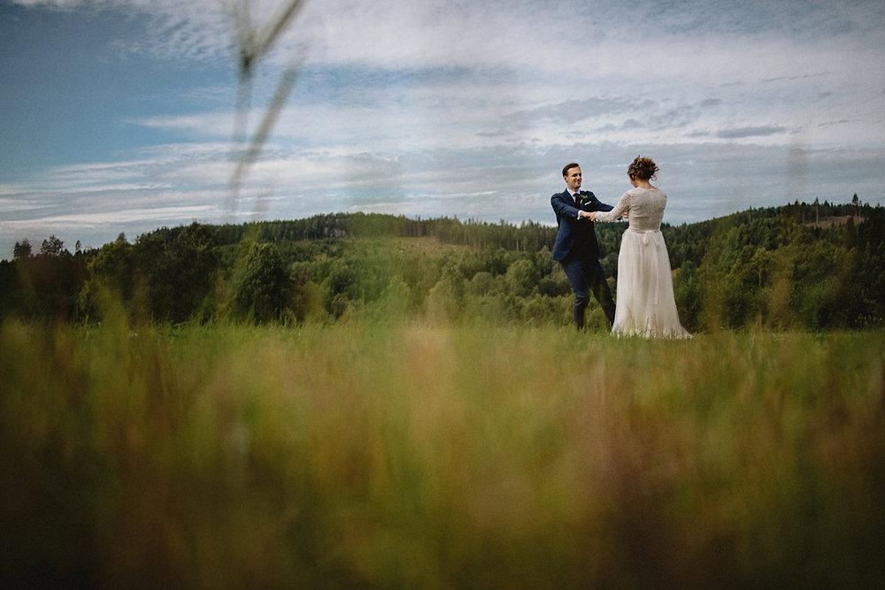 Wedding photography Harnosand