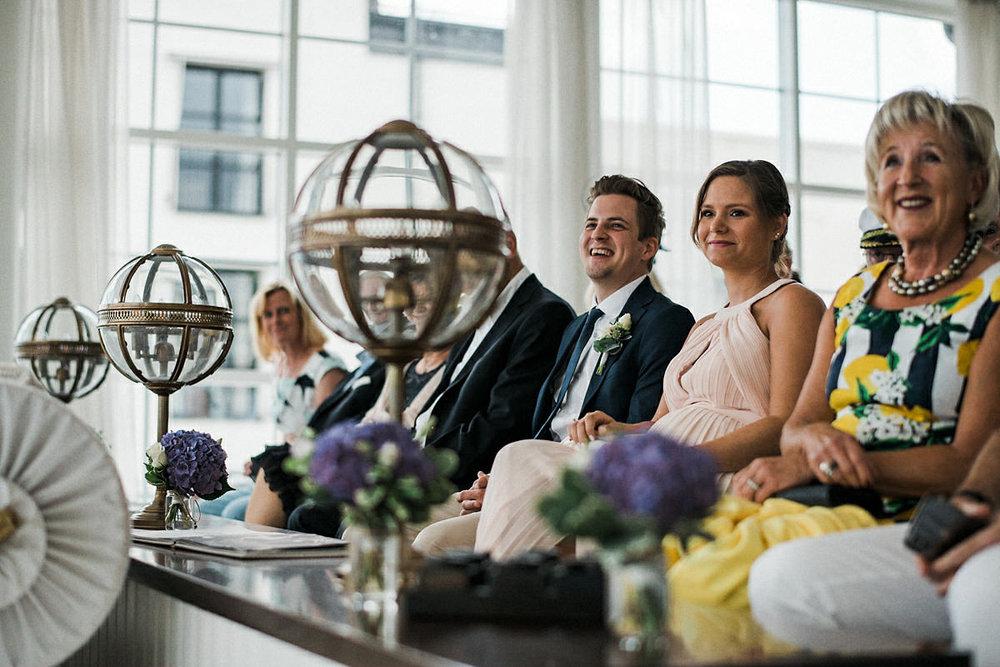 Ceremony Ystad