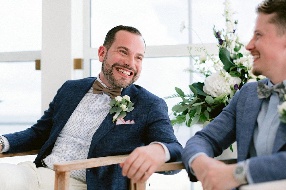 Gay wedding Sweden