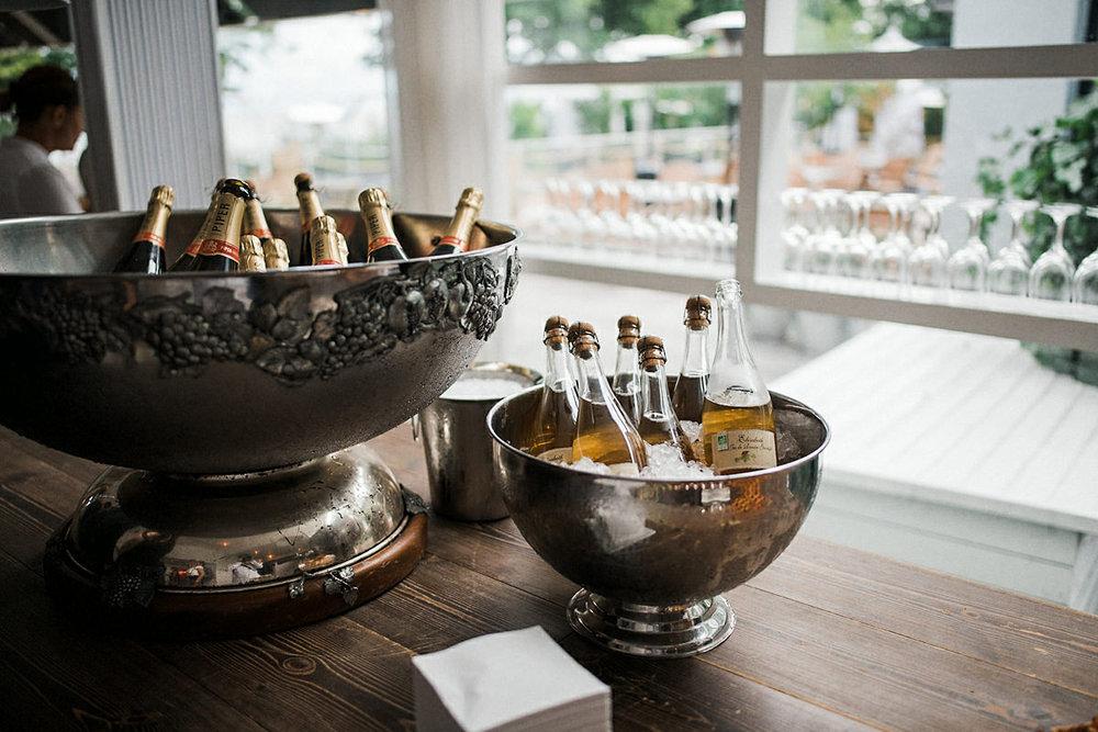 reception Ystad wedding