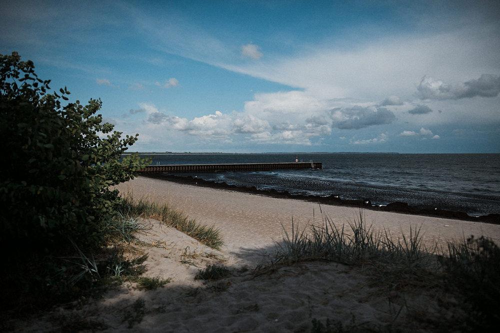 Beach Ystad