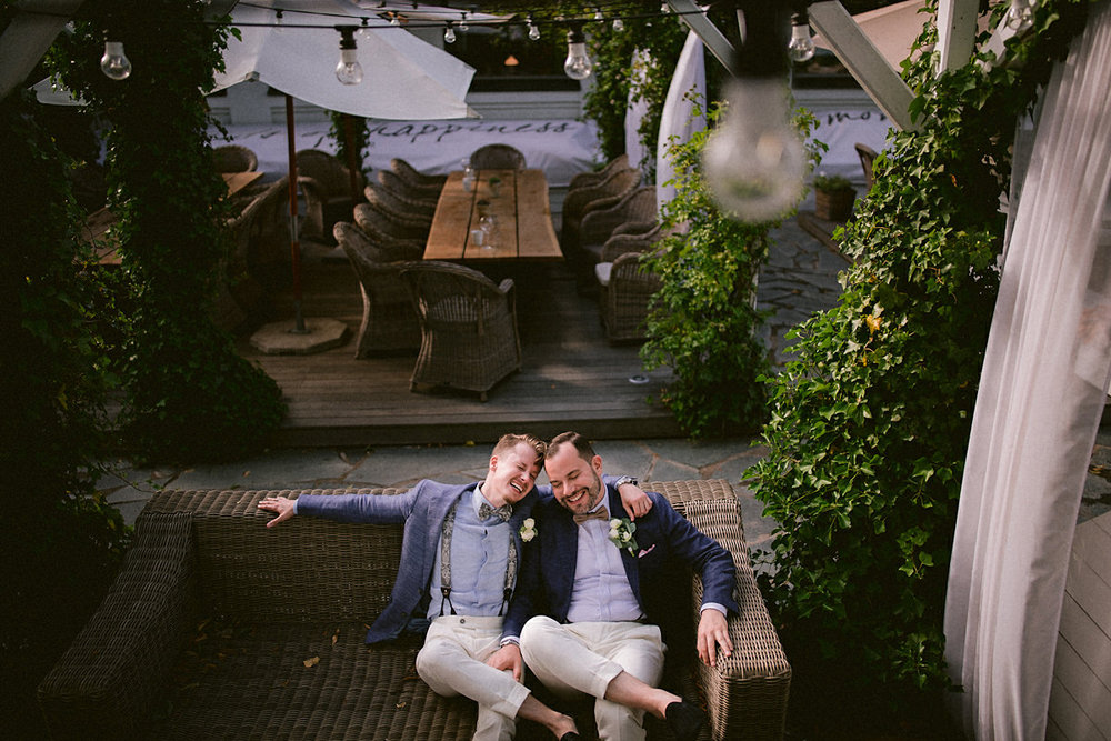 Wedding portraits Ystad