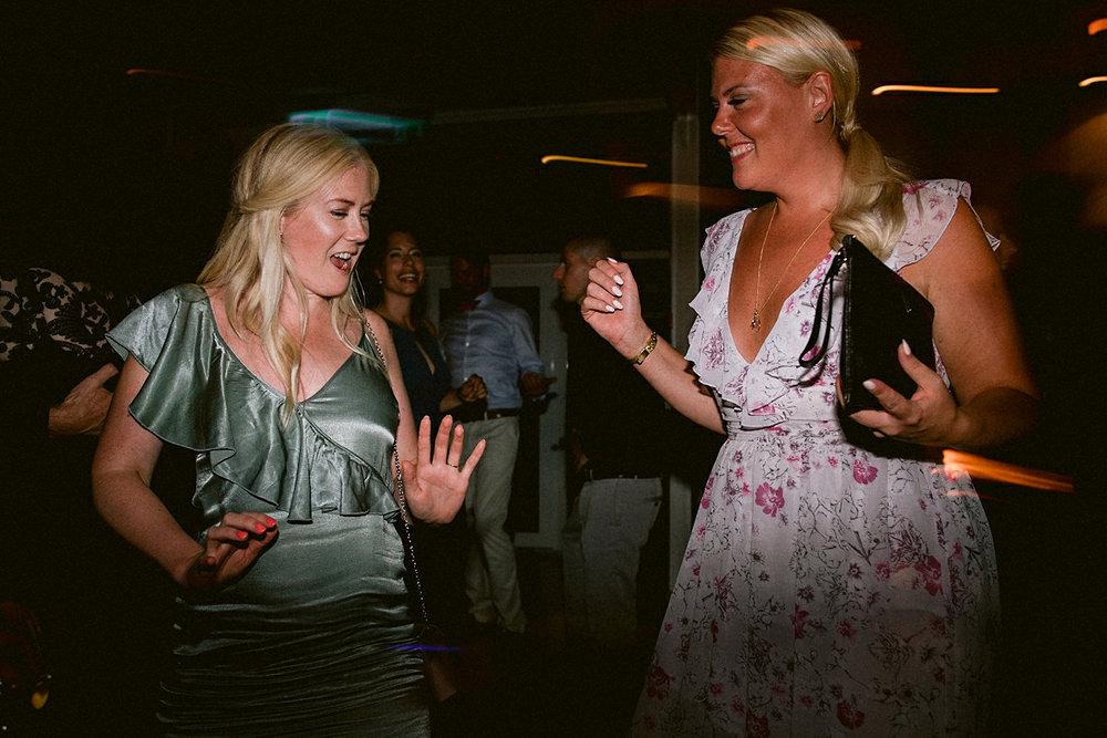 Party at Ystad saltsjobad