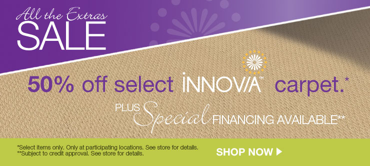 Innovia Touch Carpet Sale