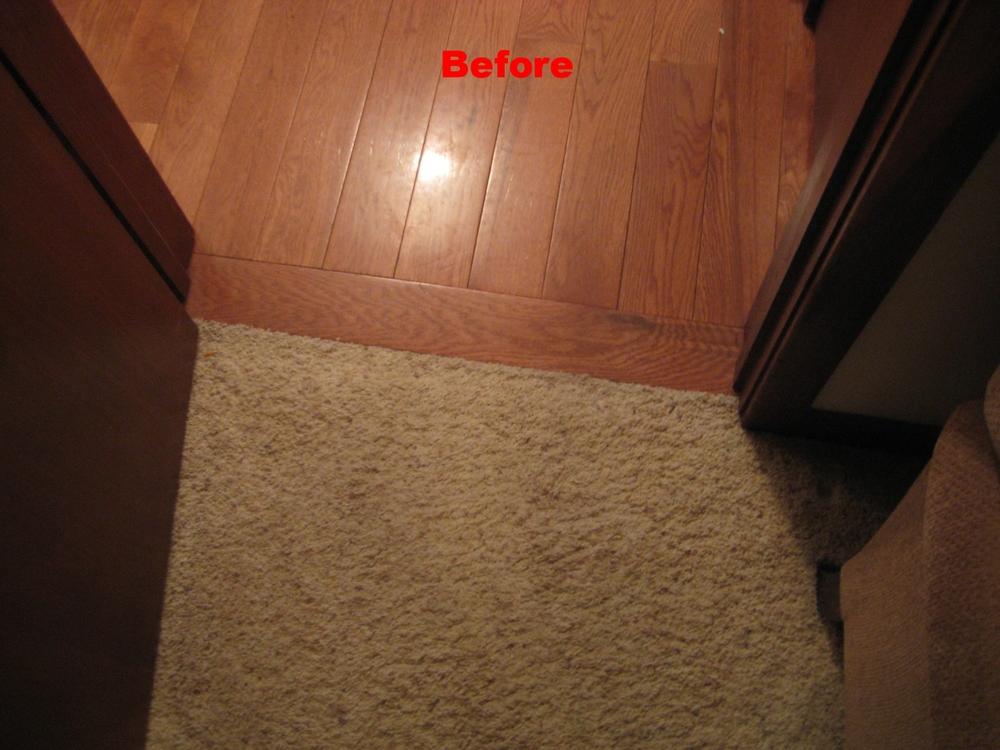 Luxury Vinyl Bedroom & Carpet Craft Room — Elizabethtown Flooring ...