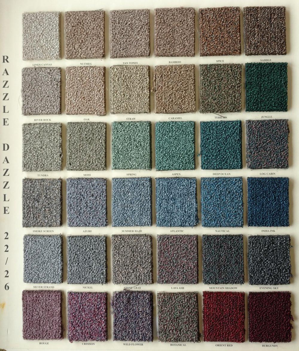 Gibraltar Commerical Carpet - Razzle Dazzle Colors.jpg