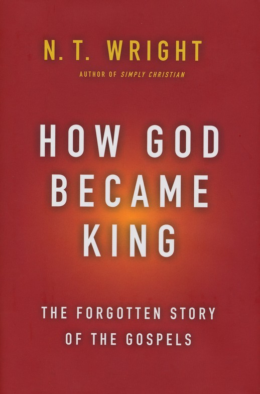 Book Cover- How God Became King