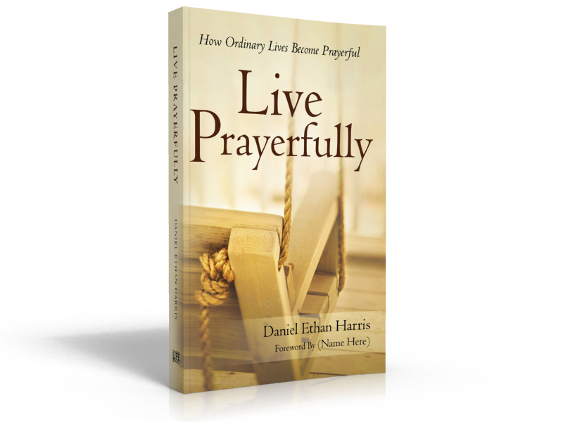 Live Prayerfully Book Cover