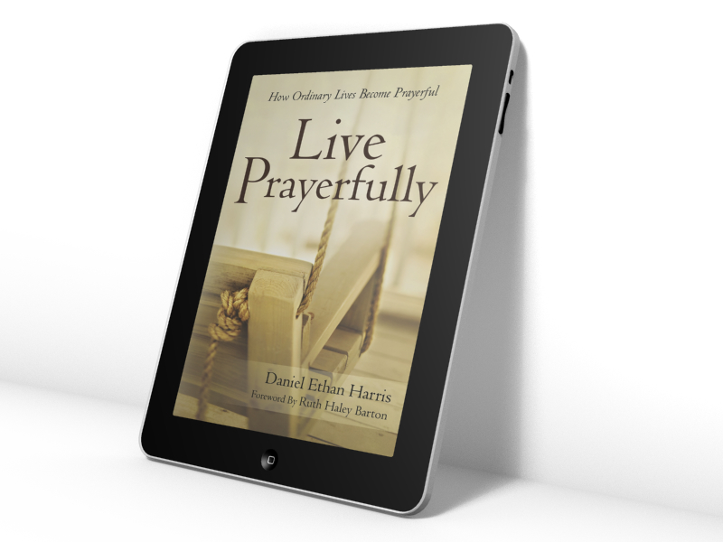 iPad Live Prayerfully