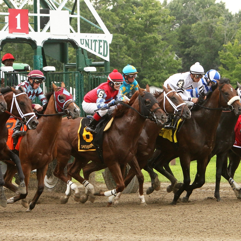 North American Horse Racing Terminology - Pace