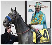 El Kabeir Victorious in Gotham Stakes