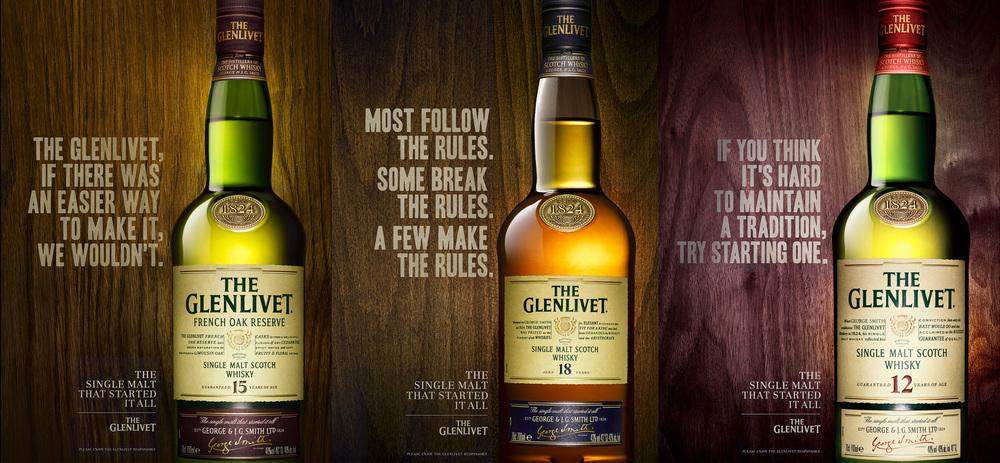 Glenlivet; Ogilvy