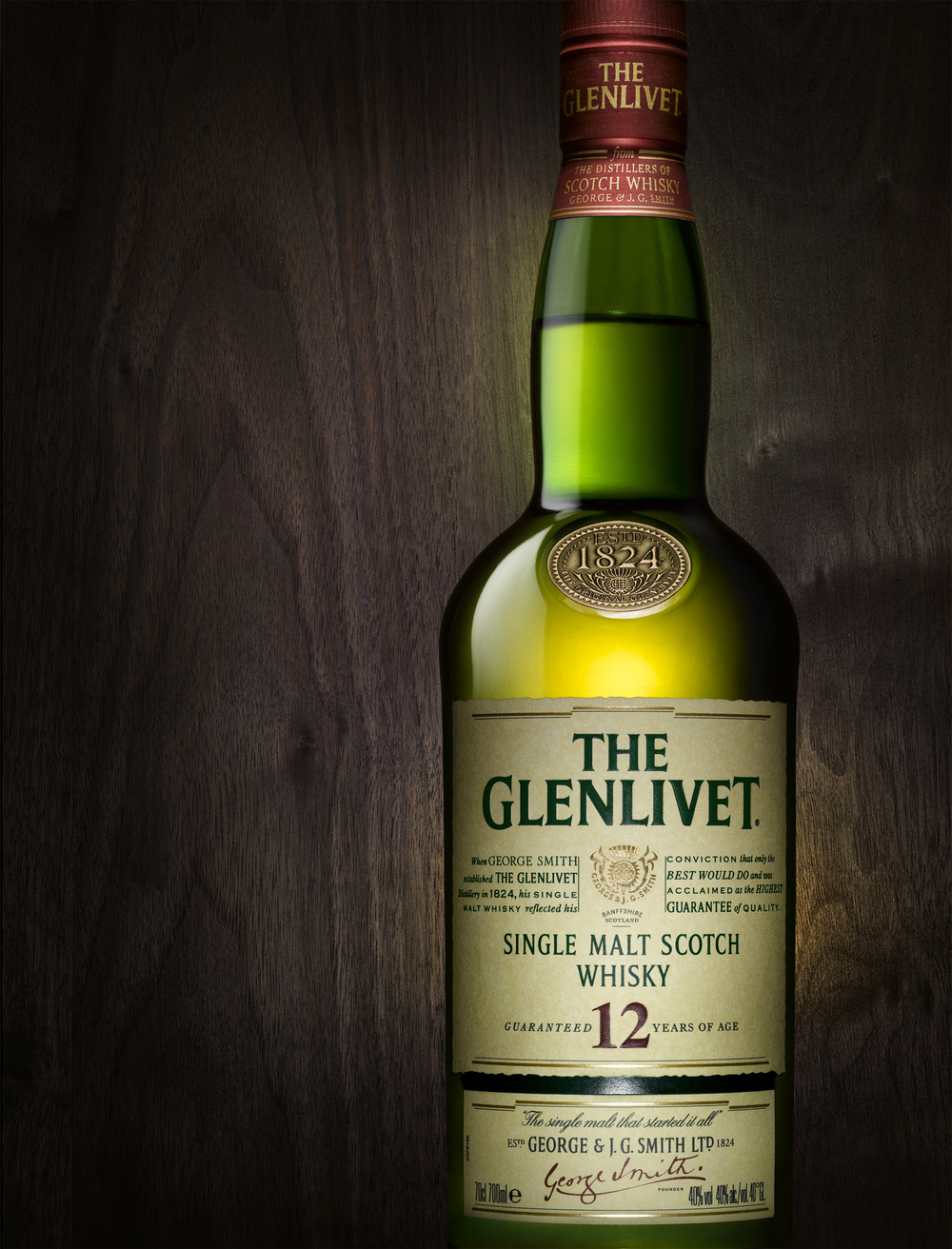 Glenlivet; Ogilvy London