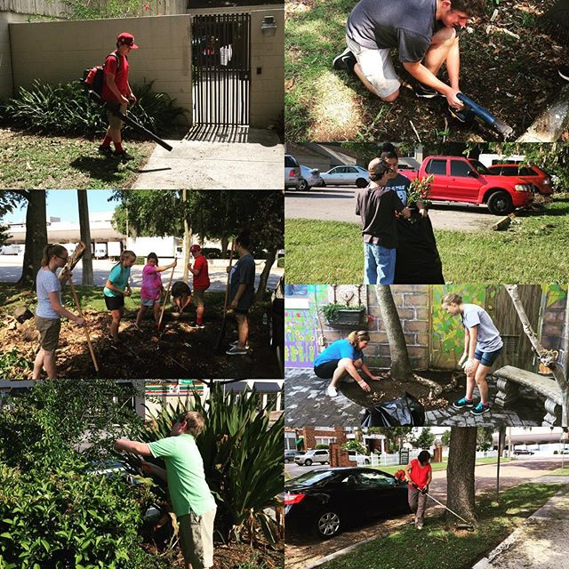 It was hard work, hot, muggy, and challenging yet there were no complaints. #servicewithasmile #seekservego #orlandomissions2016