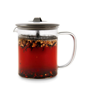 Single Brew Loose Leaf Teapot