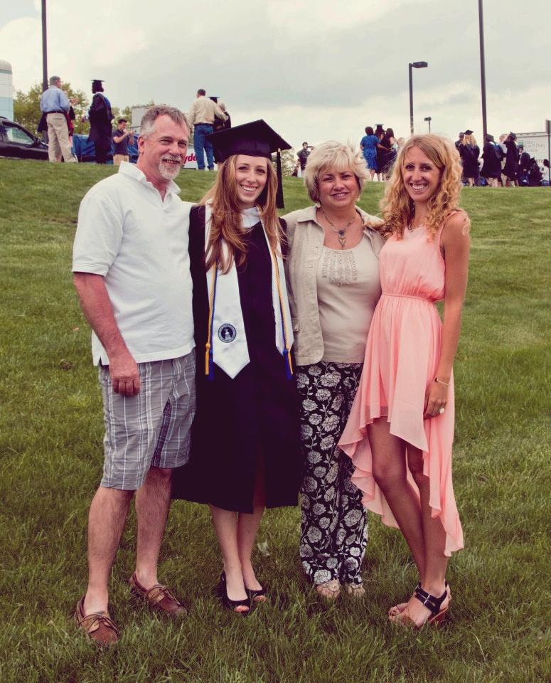 Amy's grad