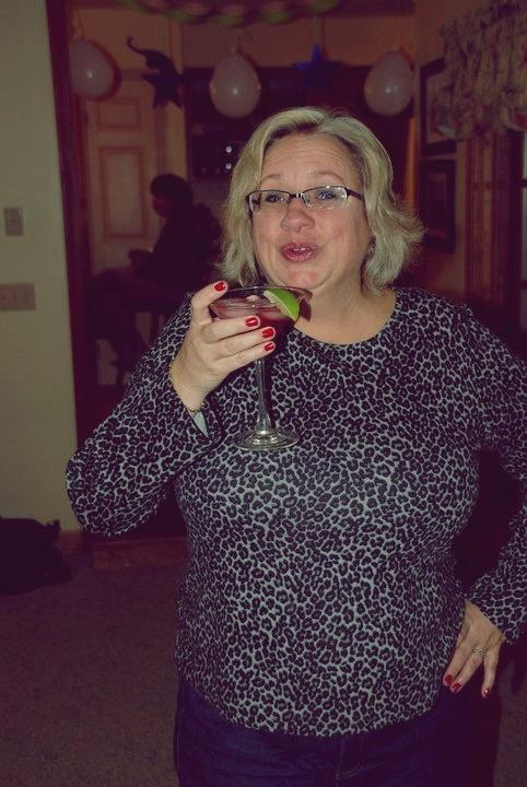 Mom drink