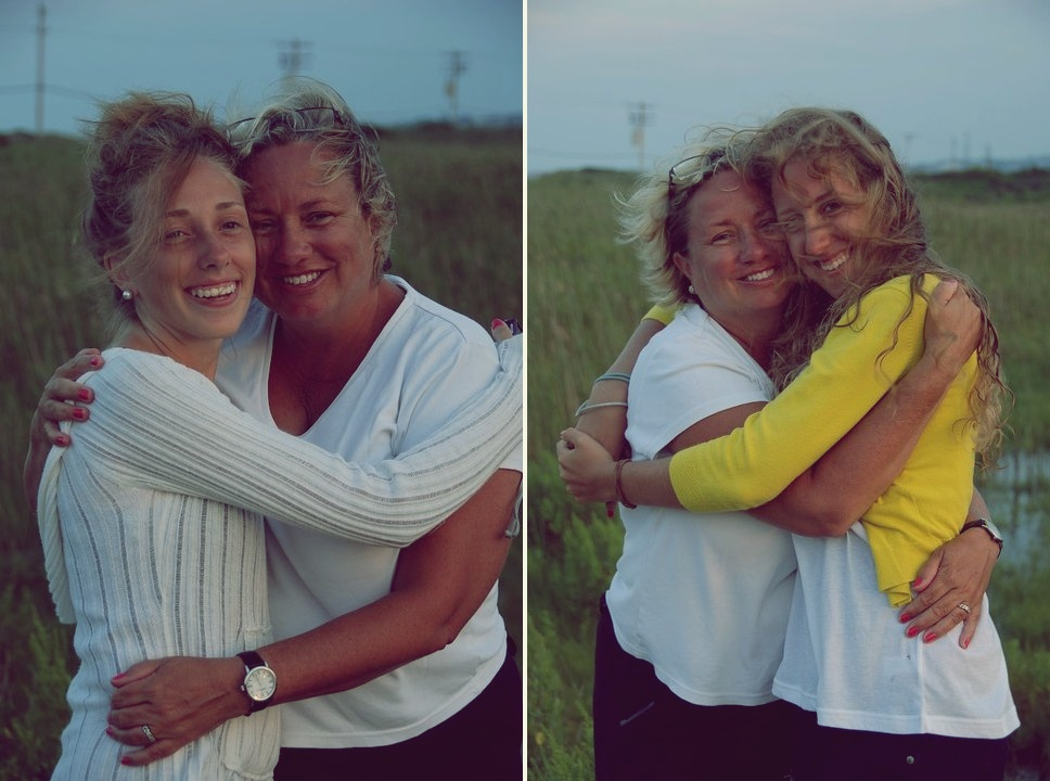mom and amy-horz