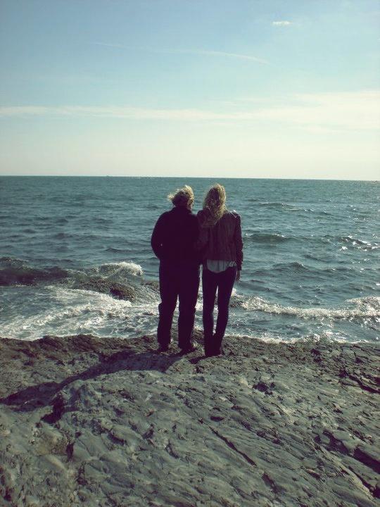 mom and sarah ocean