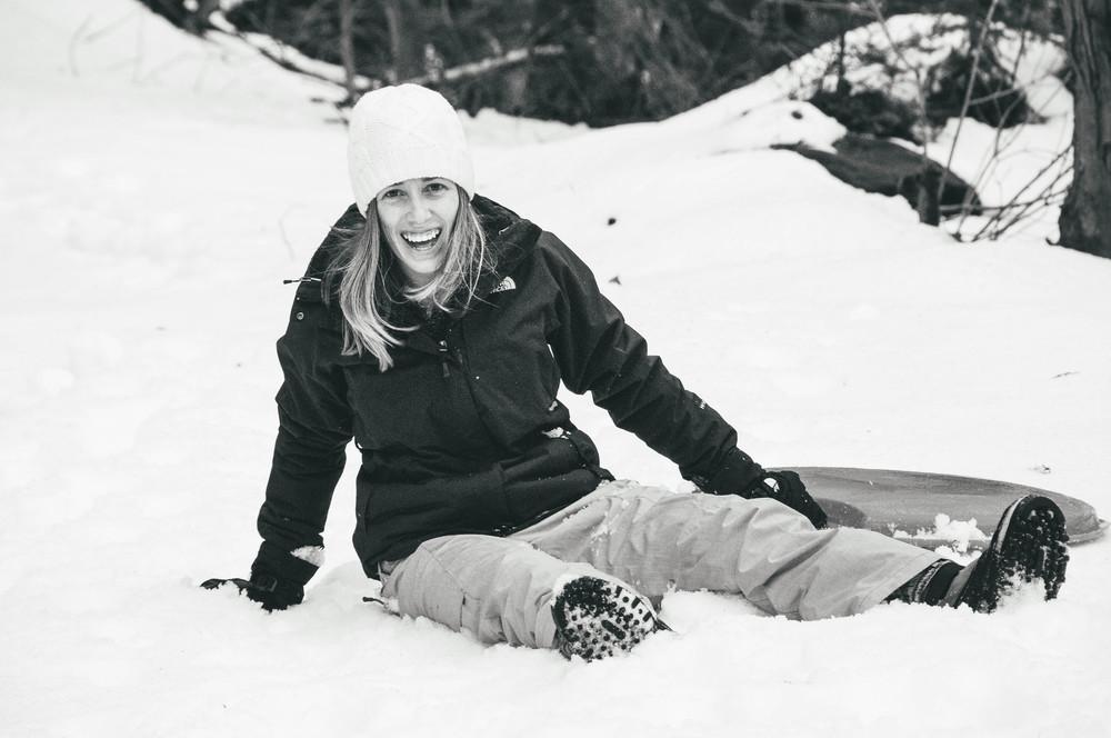 amy-sledding