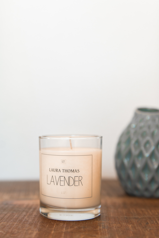 Laura Thomas Lavender Candle.jpg