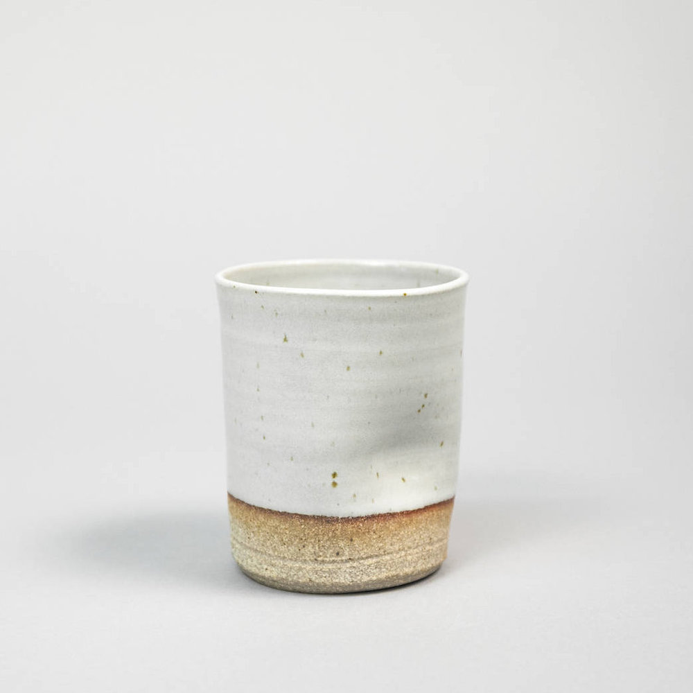 Ceramic Thumb Mug   $30.00