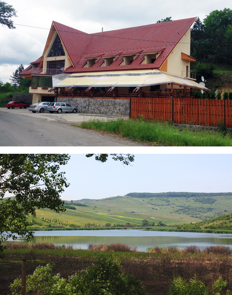 The course takes place in an isolated pension on the shore of Pike Lake in the Transylvanian countryside.