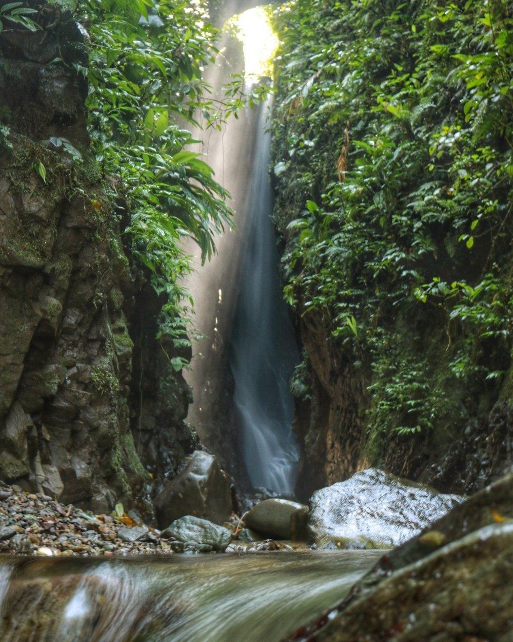 Celestine Waterfall