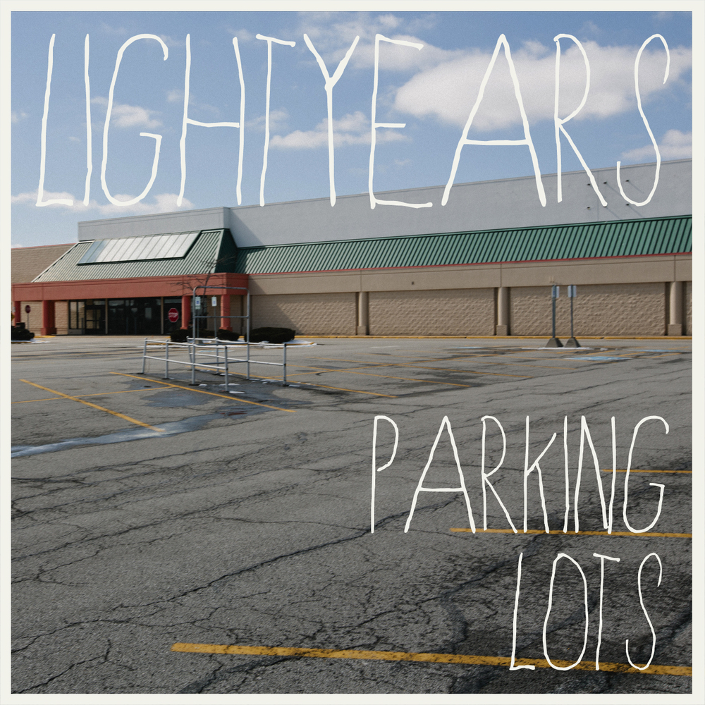Parking Lots EP (2013)