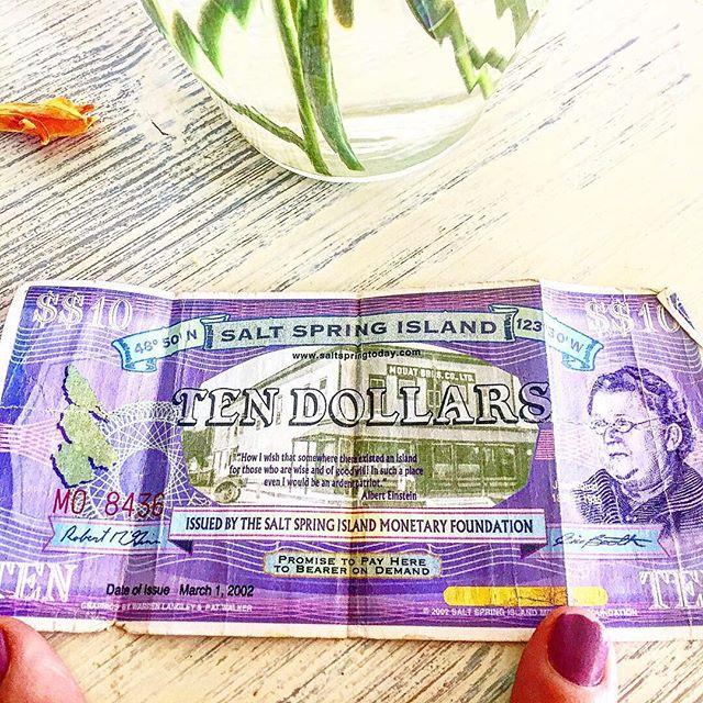 Outlaw Island Connections. #saltspringisland #ibiza #alternativeeconomics #undergroundeconomy #printyourownmoney