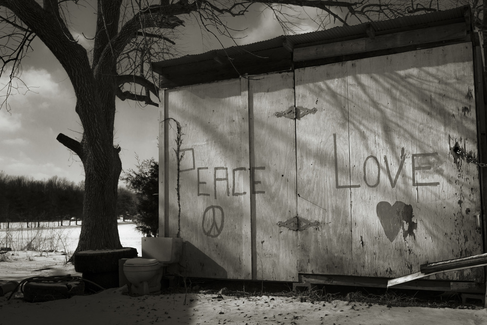 Peace Love Shed